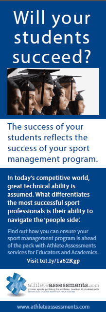 sport management students