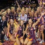 Roselee Jencke Queensland Firebirds