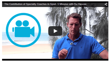 importance of sports coach On the leadership and coaching behaviours of high  the importance of non-formal methods of coach education and  to leadership and coaching behaviours.