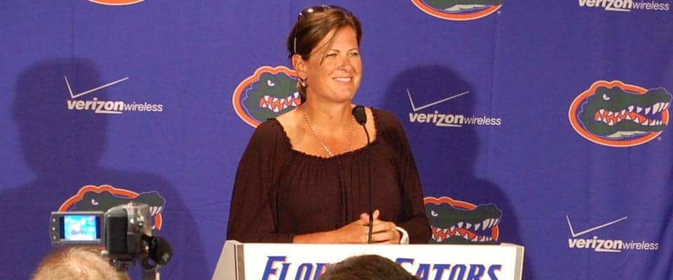 Becky Burleigh - Head Coach of the Florida Gators Women's Soccer Team