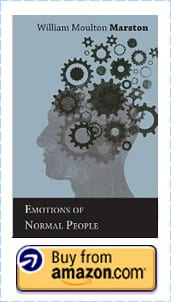 Emotions of Normal People by William Moulton Marston