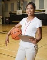 teaching and sports coaching